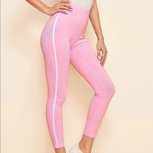 Pants - brand new pink leggings!